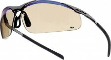 Bolle Contour Metal CONTMESP Safety Glasses - ESP