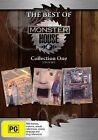 The Best Of Monster House : Collection 1 (DVD, 2010, 5-Disc Set)