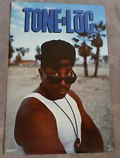 Tone Loc 1989 After Dark Anthony Terrell Smith Hip Hop Funky Poster #3230 VGEX