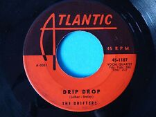 """ORIGINAL NORTHERN SOUL WIGAN TORCH R&B 7"""" RECORD DRIP DROP THE DRIFTERS ISSUE"""