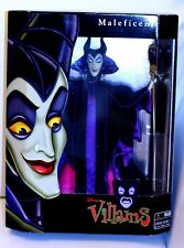 """Disney Parks Exclusive MALEFICENT Villains 12"""" Collectible Doll w/doll stand"""