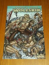 WOLFSKIN #2 AVATAR COMICS WRAP COVER
