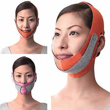FACE LIFT CHIN CHEEKS FIRMING SKIN SLIMMING SLEEPING MASK SLIM ELASTIC BAND BELT