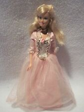 BARBIE Prince PRINCESS and PAUPER SINGING ANNELIESE SINGS Musical