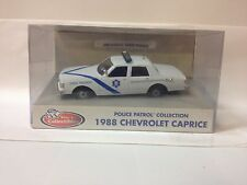 1:43 Scale White Rose Collection 1988 Chevrolet Caprice Arkansas State Police