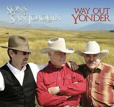 ~COVER ART MISSING~ Sons of the San Joaquin CD Way Out Yonder