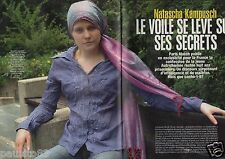 Coupure de presse Clipping 2006 Natascha Kampusch   (10 pages)