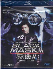 Black Mask 2 Blu Ray Andy On Tsui Hark NEW Action English Subtitles