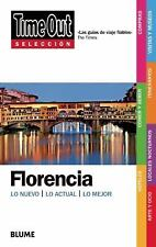 Time Out Selecciones Florencia: Time Out Shortlist Florence (Spanish Edition)