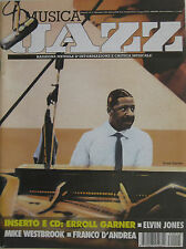 JAZZ 12 1996 Erroll Garner Elvin Jones Mike Westbrook Franco D'Andrea Tramontana
