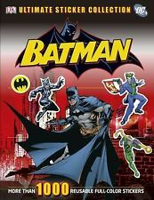 Ultimate Sticker Collection: Batman Ultimate Sticker Collections