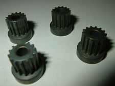 4 X Timing Pulley 3mm Pitch,  Nema 17 Stepper GT3 CNC RepRap Prusa Mendel Huxley