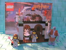 LEGO Harry Potter Set 4712 Der Troll ist los inkl. 3 Figuren u. BA  RAR u. TOP