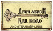 Ann Arbor Rail Road and Steamship Lines