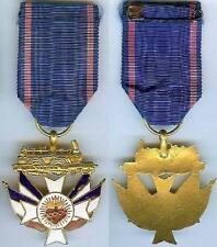Médaille en variante - Amicale des cheminots catholiques-coeur sacré locomotive