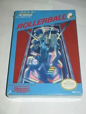 Rollerball (Nintendo NES, 1990) NEW Factory Sealed