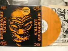 AOS3 - DIVERSIONARY TACTICS LP UNPLAYED ORANGE VINYL + 2 INSERTS LMT ED. 1000