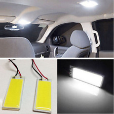 4X Xenon HID White 36 COB LED Dome Map Light Bulb Car Interior Panel Lamp 12V