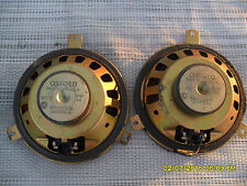 "MOPAR DODGE 6 1/2"" FACTORY SPEAKERS (3 MOUNTING HOLES)"