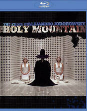 The Holy Mountain [Blu-ray], New DVDs