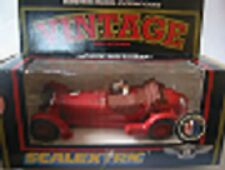 Scalextric Very Rare NSCC ALFA ROMEO RED LIMITED EDITION