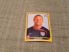 #206 Jay DeMerit USA Panini World Cup 2010 SWISS GOLD EDITION sticker Watford