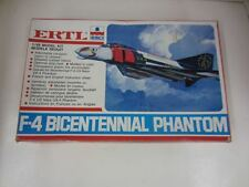 Vintage Ertl/ESCI 8459 F-4 BICENTENNIAL PHANTOM 1/48 Scale Plastic Model Kit