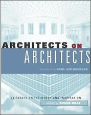 Architects on Architects-ExLibrary