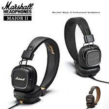 FOR Marshall Major 2 Headphones Generation Headset Remote Mic HIFI Earphone
