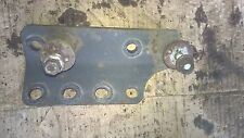 FRONT BUMPER MOUNT BRACKET REMOVED FROM  FORD IVECO 75-E-15 BREAKING FOR SPARES