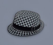 Two Tone Ska Hat Quality Enamel  Pin Badge