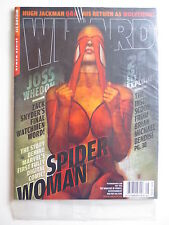 Wizard #211 Comics Magazine May 2009 Spider Woman Zack Snyder Watchmen (M868)