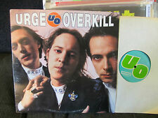 URGE OVERKILL the Supersonic Storybook Touch & Go 070 Indie LP Daniel Clowes '91