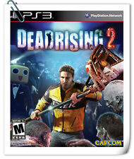PS3 PlayStation DEAD RISING 2 Action Adventure Capcom
