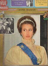 POINT DE VUE Shah Farah d'Iran visite Paris Anne Angleterre naissance Peter