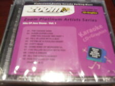 ZOOM PLATINUM KARAOKE DISC CDZMP062  HITS OF JOSS STONE VOL 1 CD+G