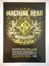 ▓ PLAN MEDIA ▓ MACHINE HEAD : HELLALIVE