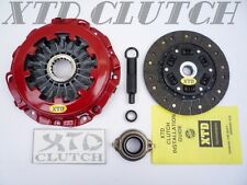 XTD STAGE 2 CLUTCH KIT 02-05 IMPREZA WRX 2.0L AWD TURBO 5-SPEED EJ205
