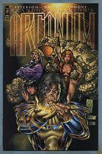 Arcanum #1 1997 Sunburst Variant Brandon Peterson Image Top Cow Comics D