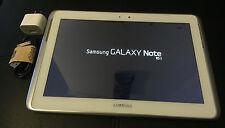 Samsung Galaxy Note 10.1 GT-N8010 16GB, Wi-Fi, 10.1in - White Tablet