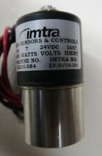 """WINDSHIELD WIPER SOLENOID 1/4"""" - 24V used on HATTERAS YACHTS"""