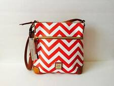 Authentic DOONEY & BOURKE KELLY RED FC264RD CROSSBODY