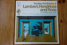 The Way Out Voices of Lambert, Hendricks and Ross COLUMBIA ODYSSEY – 32 16 0292