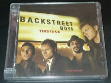This is us Tour Edition by Backstreet boys CD+DVD