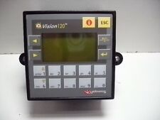 UNITRONICS Vision120 V120-22-T38 PLC HMI GRAPHIC DISPLAY