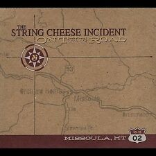 The String Cheese Incident - On the Road : 10-12-02 Missoula, MT (CD)
