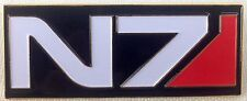 MASS EFFECT - N7 Operative Video Game Series Pin - UK Imported Enamel Pin