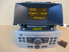 Vauxhall Zafira B Astra H CD30 Radio Stereo CD Player 13190857