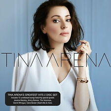 TINA ARENA GREATEST HITS & INTERPRETATIONS 2 CD NEW