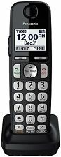 Panasonic KX-TGEA40B Dect 6.0 Digital Additional Cordless Handset for KX-TG3634B